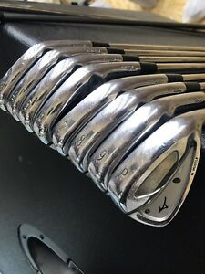 Mizuno MP-59 & Adams golf clubs