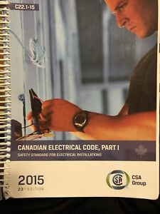 Canadian Electrical Code Part 1  (2015)