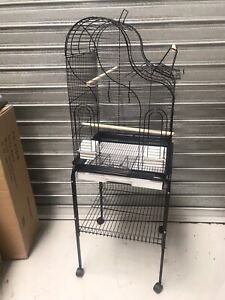 Brand NEW side Open roof Cage including trolley; eftpos available Meadowbrook Logan Area Preview