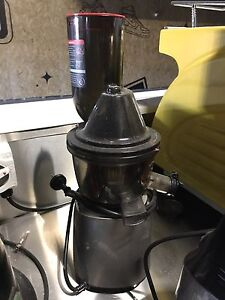 B6000 WHOLE Slow Juicer (SILVER) Victoria Park Victoria Park Area Preview
