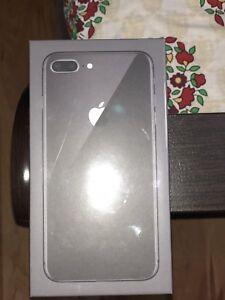 Sealed iPhone 8 Plus