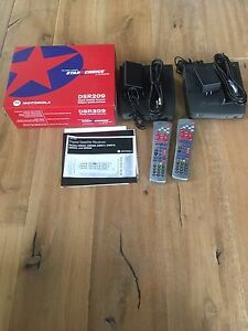 Motorola Digital Satellite Receivers