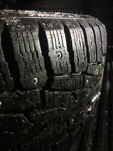 Nokian Winter Studded Tires 275/55R/20