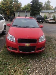 2009 Chevy aveo