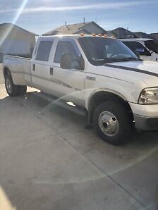 2007 Ford F-350 dually
