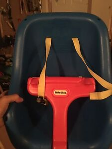 Baby swing for swing set or tree