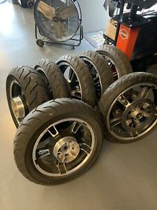 Harley Wheels | Find Motorcycle Parts & Accessories for sale