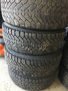 """16"""" Chevrolet Impala rims and winter tires"""