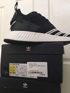 WM x adidas NMD PK R2 (price drop!!!)