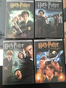 Collection films Harry Potter