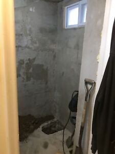 Bathroom and Basement Renovations