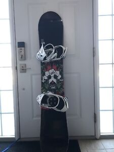Flow Antti Autti Signature Series w/bindings & boots