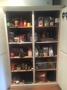 OFFER RECEIVED. Pantry cupboard wardrobe St Peters Marrickville Area Preview