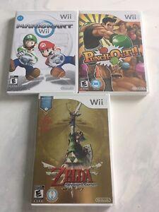 Jeux pour Nintendo Wii