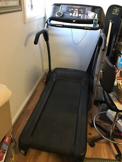 Gym Quality Powered Treadmill Giralang Belconnen Area Preview