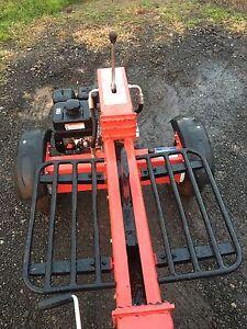 Log splitter Horsley Park Fairfield Area Preview