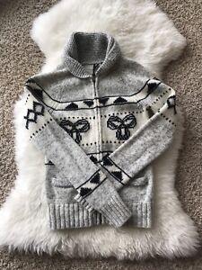 TNA wool sweater