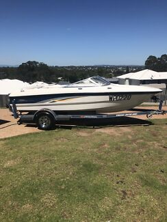 2001 chaparral bowrider $16000 ono