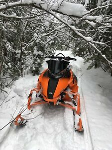 Arctic cat m8 2014