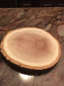 Rustic Wood Rounds (IN TORONTO)