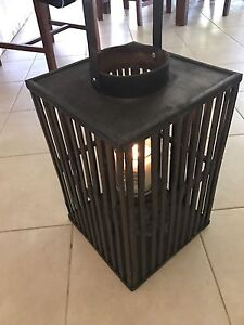Bamboo candle cage Blakeview Playford Area Preview