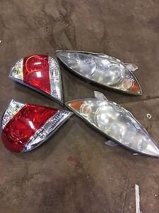 Selling my 2005 Toyota Camry tail light both sides.
