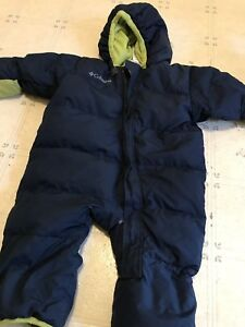 Columbia snow suit 18 month