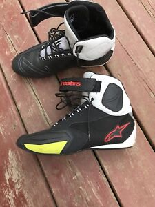 Alpinestars shoes
