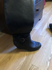 Assorted boots and shoes - size 9
