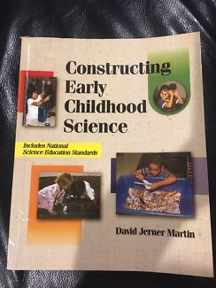 Wanted: Constructing Early Childhood Science