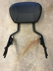 Back rest for Harley touring