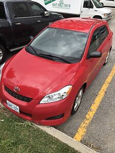 Toyota Matrix 2010 170k mileage