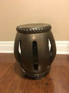 Indoor/outdoor garden stool