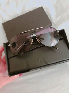 Dior Sunglasses (unisex aviator)
