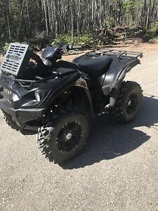 2012 brute force 750 efi power steering