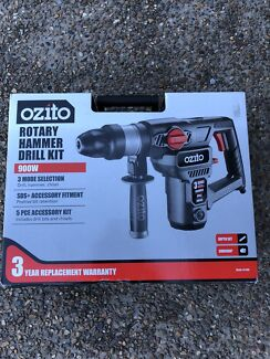 Rotary Hammer Drill Gilston Gold Coast West Preview