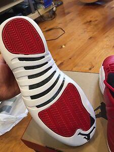 Air Jordan 12 gym red size 9 42.5 Melbourne CBD Melbourne City Preview