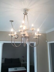 Chandelier with 12 light