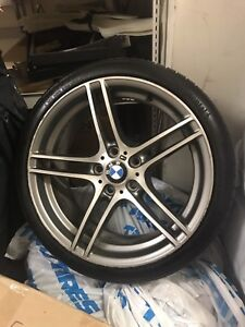 BMW MAGS 19 INCH (235/35/R19 front) (265/35/R19 rear) 1500$