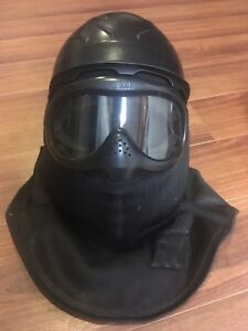 Simunition / Paintball mask helmet