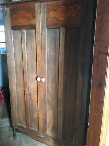 Antique Armoire/Cupboard/Storage