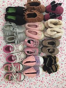Toddler girls shoes Anna Bay Port Stephens Area Preview