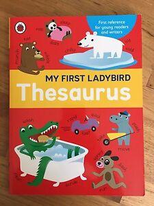 Children's Thesaurus Hawthorn Boroondara Area Preview