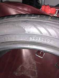 Toyo tires for sale.