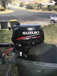 Suzuki 4 stroke 4hp Brand New  $1000 Mindarie Wanneroo Area Preview