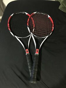 Pair of Wilson (K) Factor Tennis Racquets