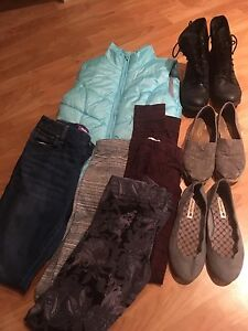 Girls clothes/ shoes