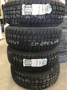 BRAND NEW WINTER TIRES FOR SALE
