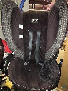 Car seat Carlton Sorell Area Preview