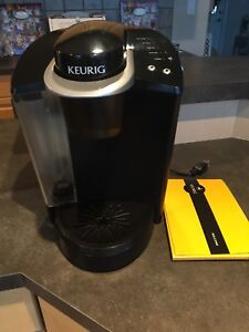 Keurig coffee maker in excellent condition for sale